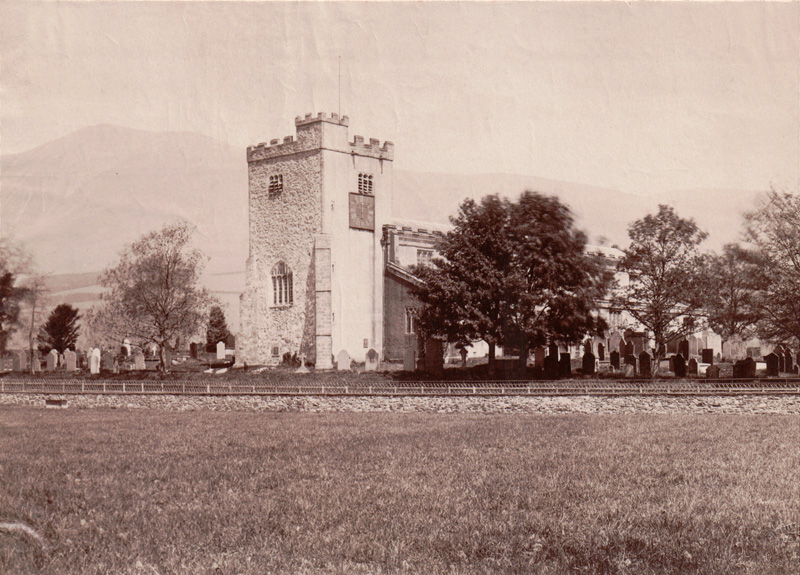 Crosthwaite Church, West End, late 19th Century