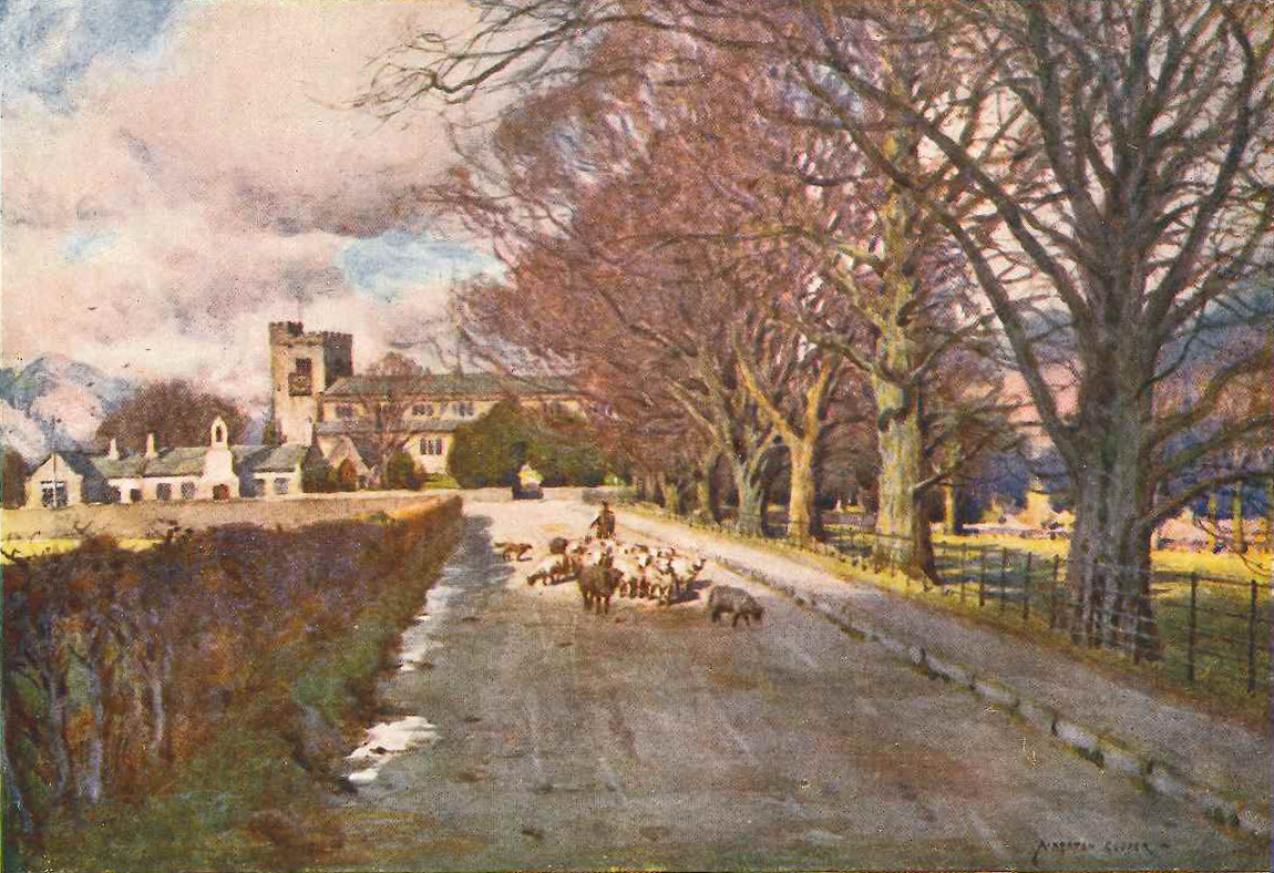 St. Kentigerns Church, Crosthwaite 1908
