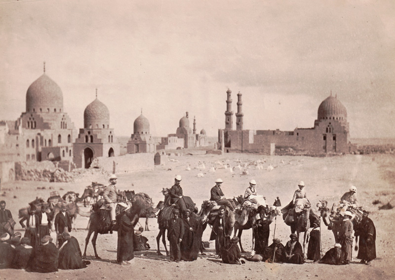 Leaving Cairo, 10 February 1879