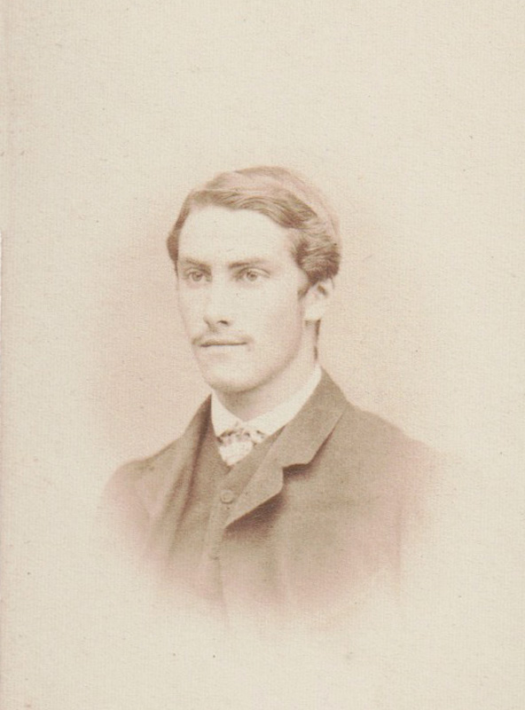 Willingham Franklin Rawnsley, 1863
